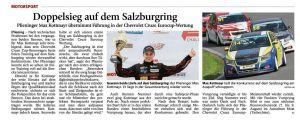 31.07.2015 Ebersberger Zeitung Salzburgring Kottmayr