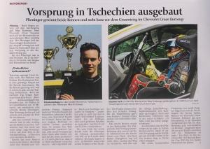 Bericht Most Ebersberger Zeitung