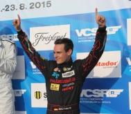 Max Kottmayr Chevrolet Cruze EuroCup Meister 2015