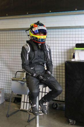 Max Kottmayr warten VLN2