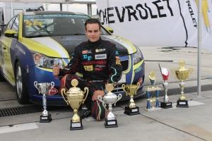Chevrolet Cruze EuroCup Meister 2015